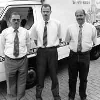 Hans, Leon en Felix Setz